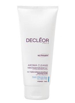 Decleor Crème mousse hydra-éclat 3 en 1 200 ml