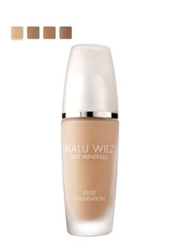 Malu Wilz Just Minerals Fluid Foundation