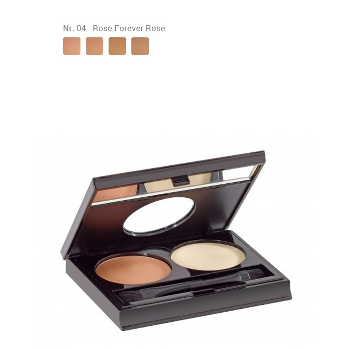 Malu Wilz Cream & Powder Concealer kit