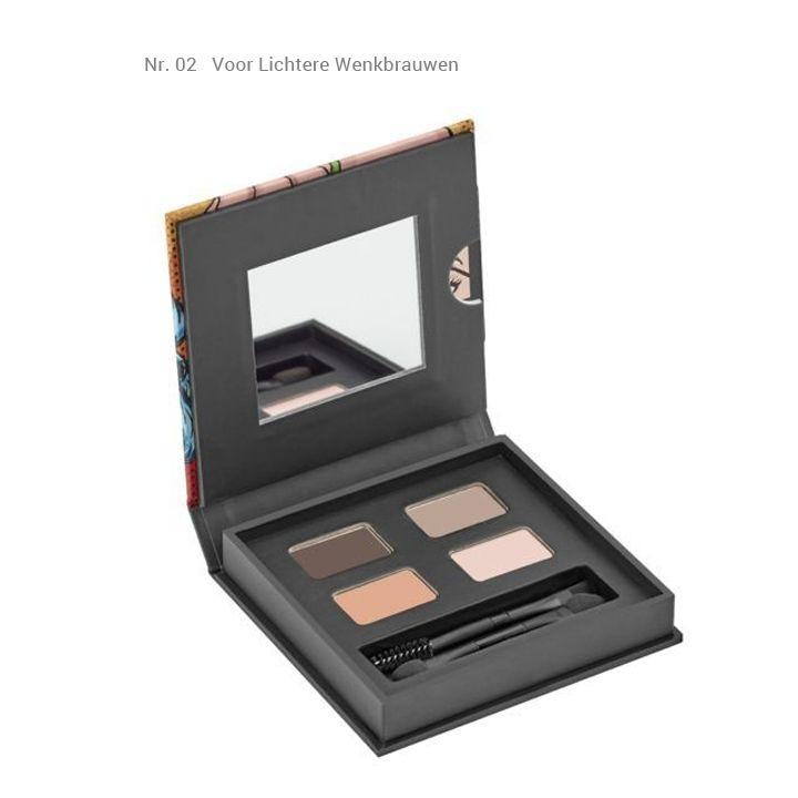 Malu Wilz Professional Eyebrow Kit