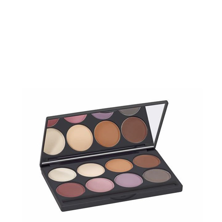 Malu Wilz Matt Eye Shadow Palette Professional