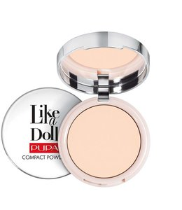 Pupa Milano Like a Doll Compact Powder 001 - Porcelain