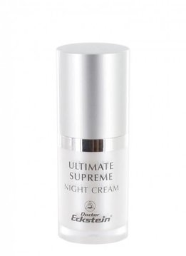 Dr. R.A. Eckstein Ultimate Supreme Night Cream  15 ml