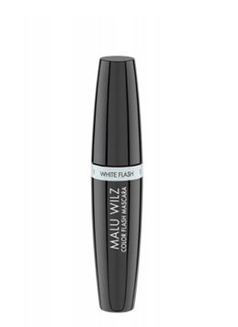 Malu Wilz Color Flash Mascara Nr. 01 White
