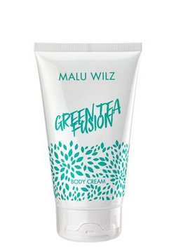 Malu Wilz Body Cream Green Tea Fusion