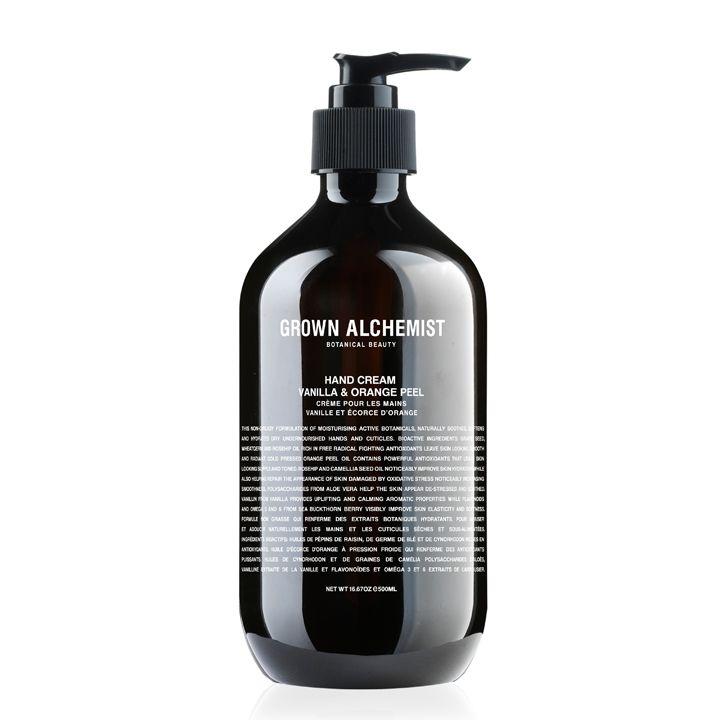 Grown Alchemist Hand Cream - 500 ml