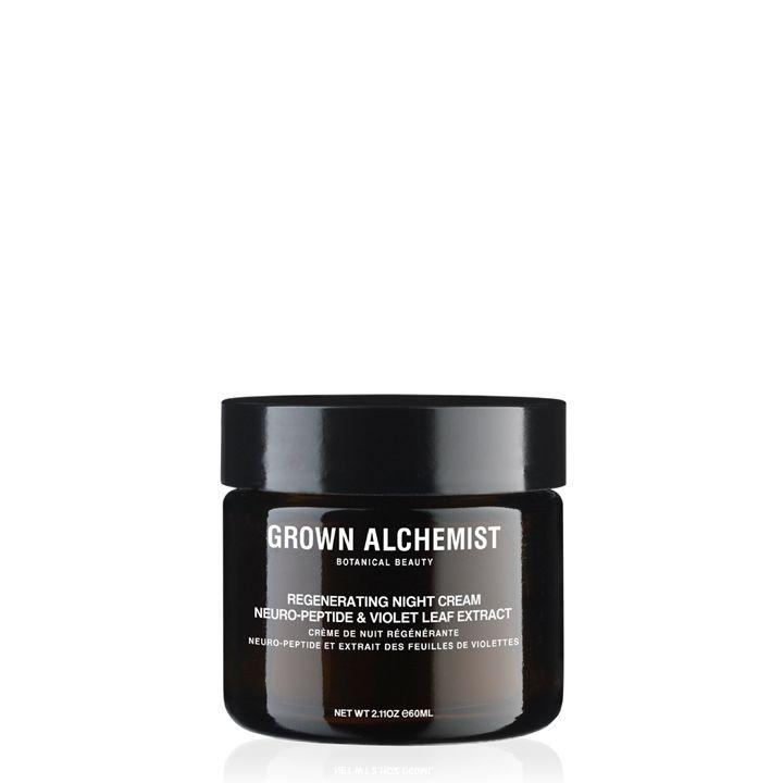 Grown Alchemist Regenerating Night Cream: Neuro-Peptide & Violet Leaf Extract 40ml