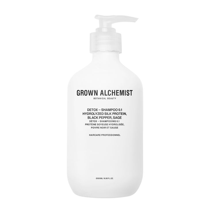 Grown Alchemist Detox Shampoo - 500 ml