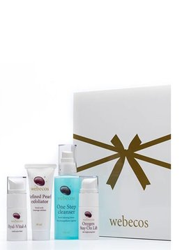 Webecos Giftset Hydrating Discovery