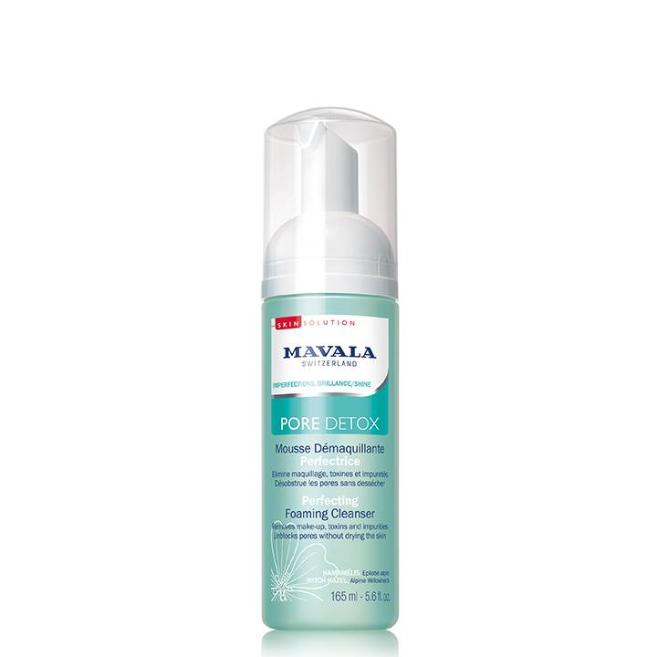 Mavala Pore Detox Perfecting Foaming Cleanser
