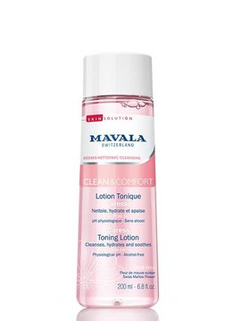 Mavala Clean & Comfort Caress Toning Lotion