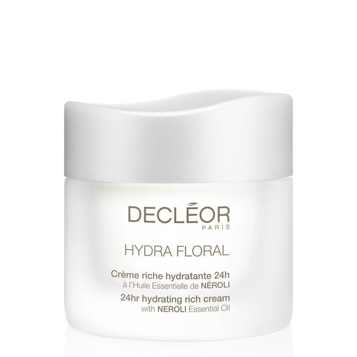 Decleor Crème riche activatrice d'hydratoin 24h