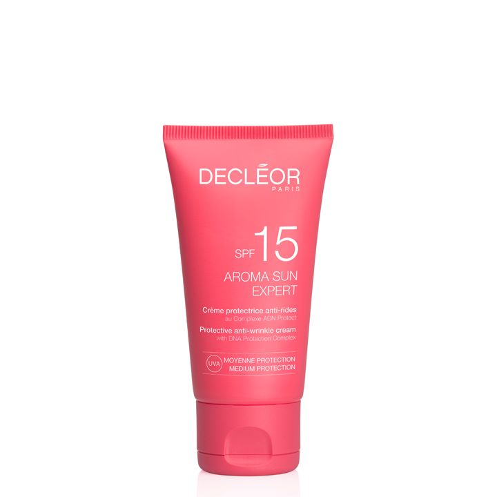 Decleor Crème protectrice anti-rides visage SPF 15