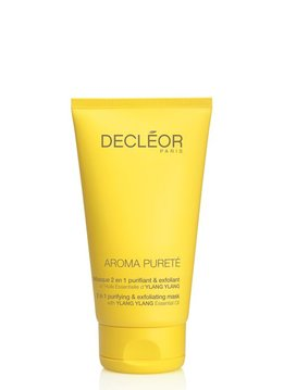 Decleor Masque 2 en 1 purifiant & oxygénant