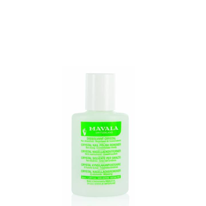 Mavala Crystal Nail Polish Remover 50 ml