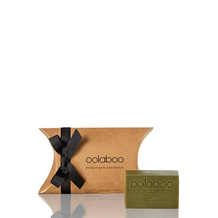 Oolaboo Matcha Tea & Sweet Almond Soap