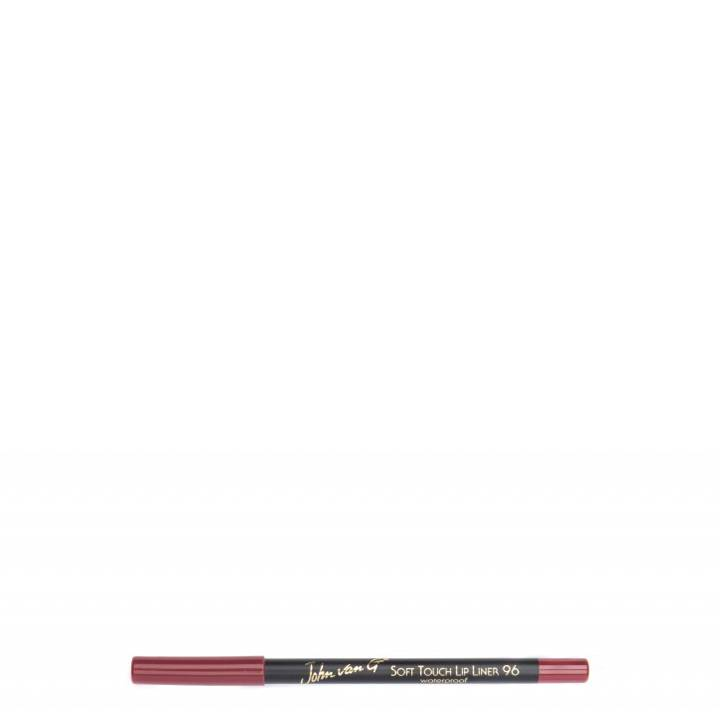John van G Soft touch lip liner 96 (waterproof)