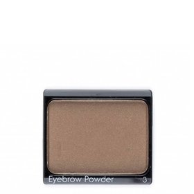 John van G Eyebrowpowder 3 bronze