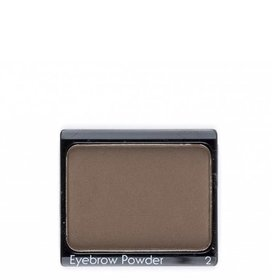 John van G Eyebrowpowder 2 darkbrown