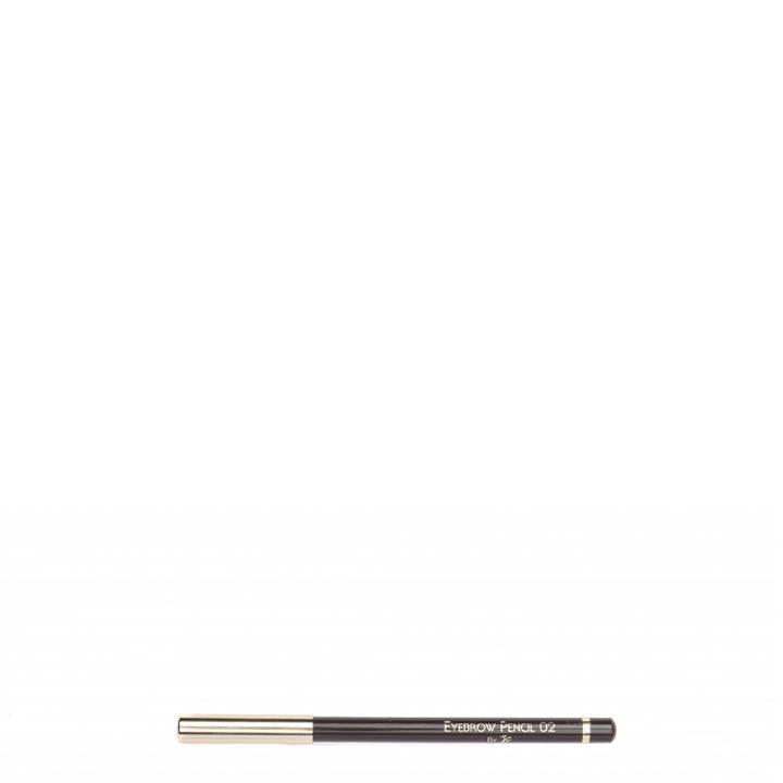 John van G Eyebrow / Eyeliner donker bruin nr. 2
