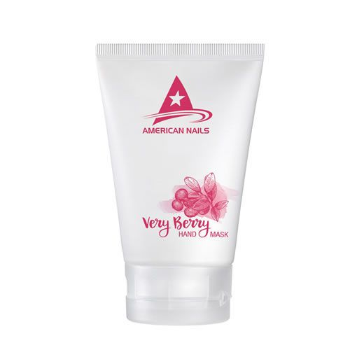 American Nails Very Berry Hand Mask