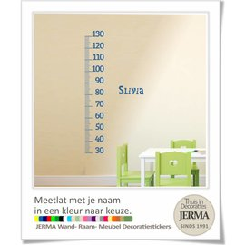 JERMA decoraties Groeimeter, Meetlat.