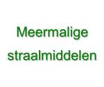 MEERMALIGE STRAALMIDDELEN