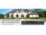 Dahua 4 Kanaals DVR V2 960H