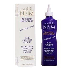 Nisim Stimulating Extract Gel om haarverlies te herstellen