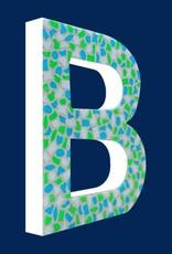 Mozaiekpakket Letter B Fris
