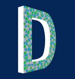 Design Fris, Letter D