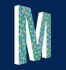Design Fris, Letter M