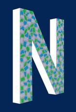 Cristallo Mozaiekpakket Letter N Fris