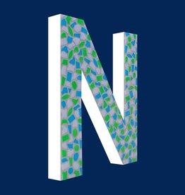 Cristallo Design Fris, Letter N