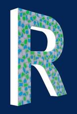 Mozaiekpakket Letter R Fris