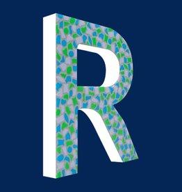 Design Fris, Letter R