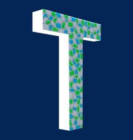 Cristallo Design Fris, Letter T