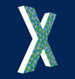 Design Fris, Letter X