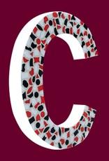 Mozaiekpakket Letter C Stoer