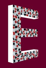 Cristallo Mozaiekpakket Letter E Stoer