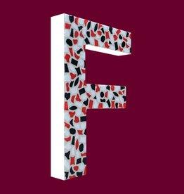 Cristallo Design Stoer, Letter F