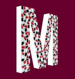 Cristallo Design Stoer, Letter M
