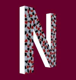 Cristallo Design Stoer, Letter N
