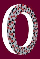 Cristallo Mozaiekpakket Letter O Stoer