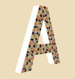Cristallo Design Warm, Letter A