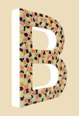 Cristallo Mozaiekpakket Letter B Warm
