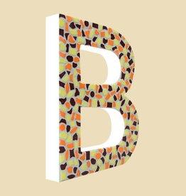 Design Warm, Letter B