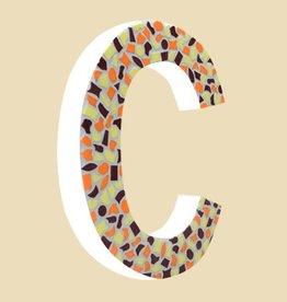 Cristallo Design Warm, Letter C