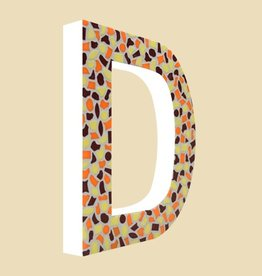 Cristallo Design Warm, Letter D