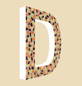 Design Warm, Letter D